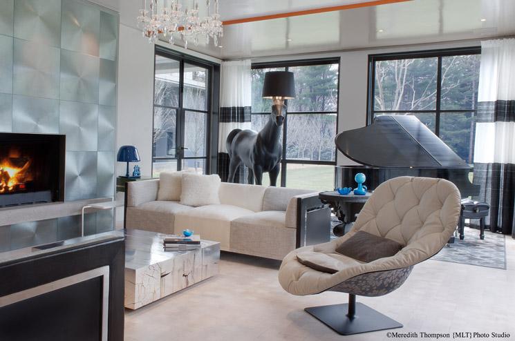 Living Room Interior Design Portfolio Andra Birkerts Design