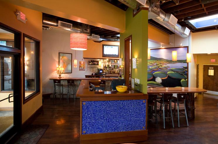Restaurant interior design portfolio andra birkerts
